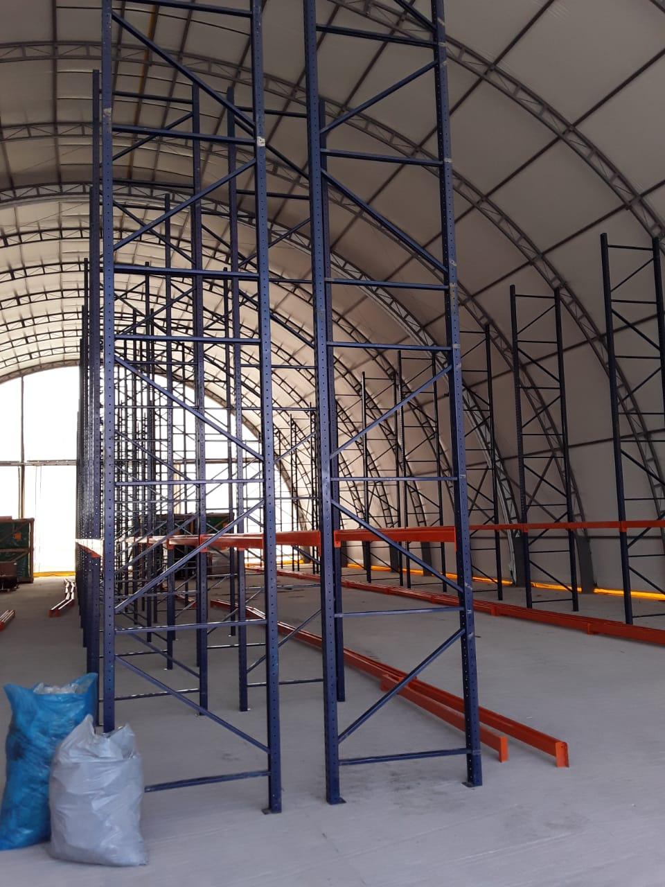 estanteria metalica industrial Pesada para ecobodegas ecopetrol solmetal (2)