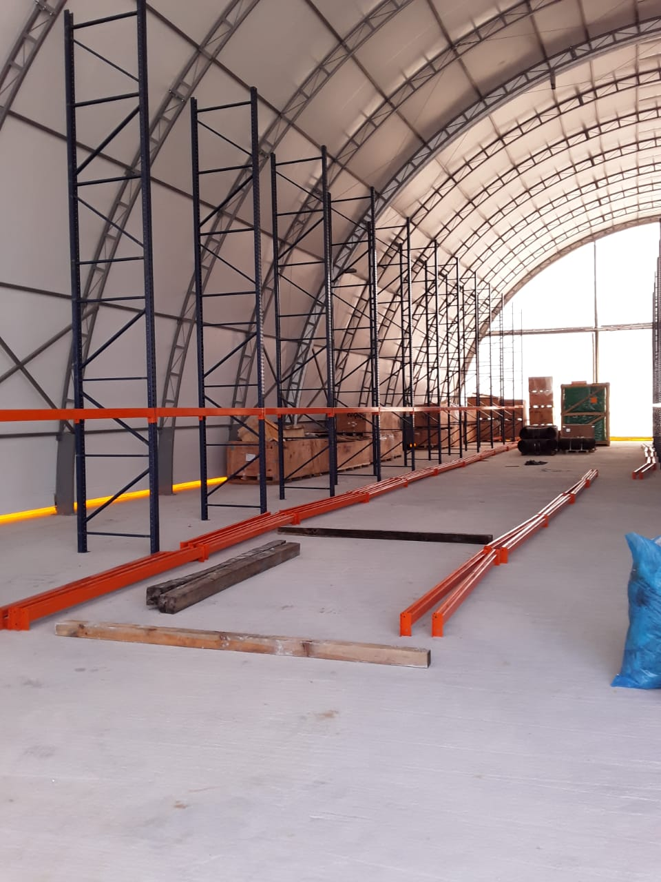estanteria metalica industrial Pesada para ecobodegas ecopetrol solmetal (3)