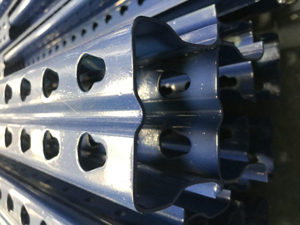 puntal para estanteria pesada metalica fabrica lagrima 2